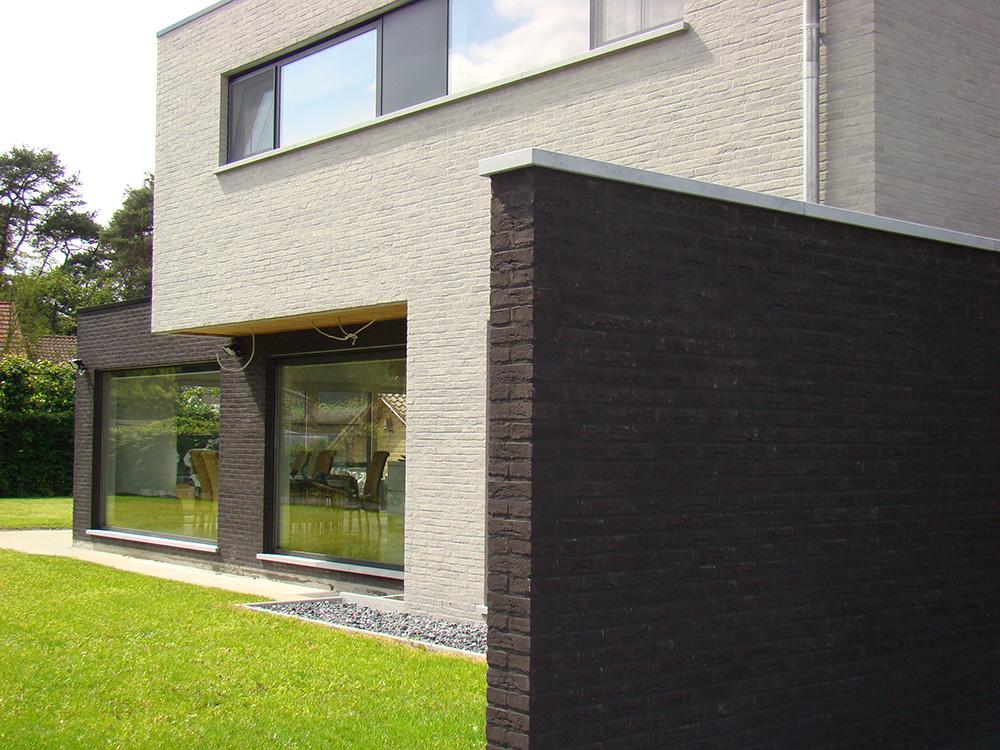 Moderne ruwbouw winddicht - Ketswoningbouw