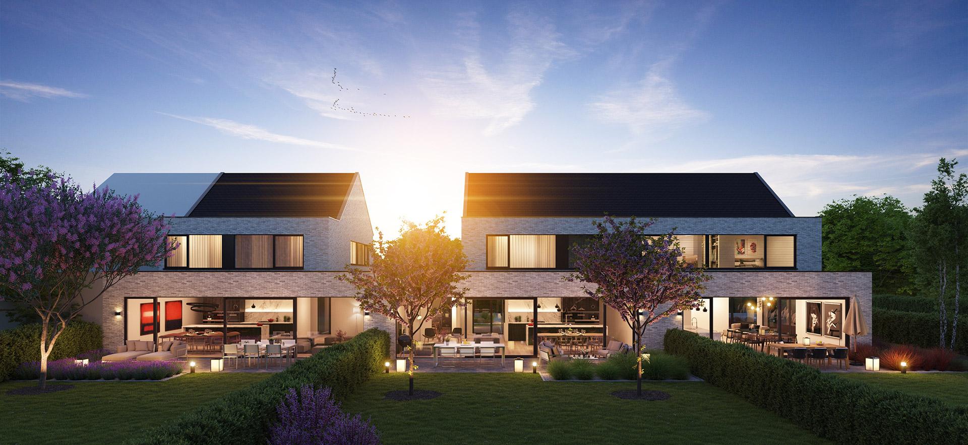 Project Kerkevelden - Ketswoningbouw