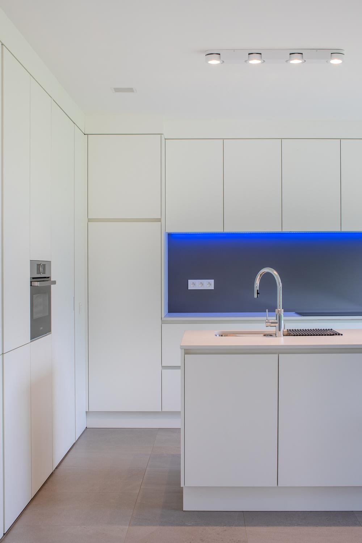 Moderne villa - Ketswoningbouw