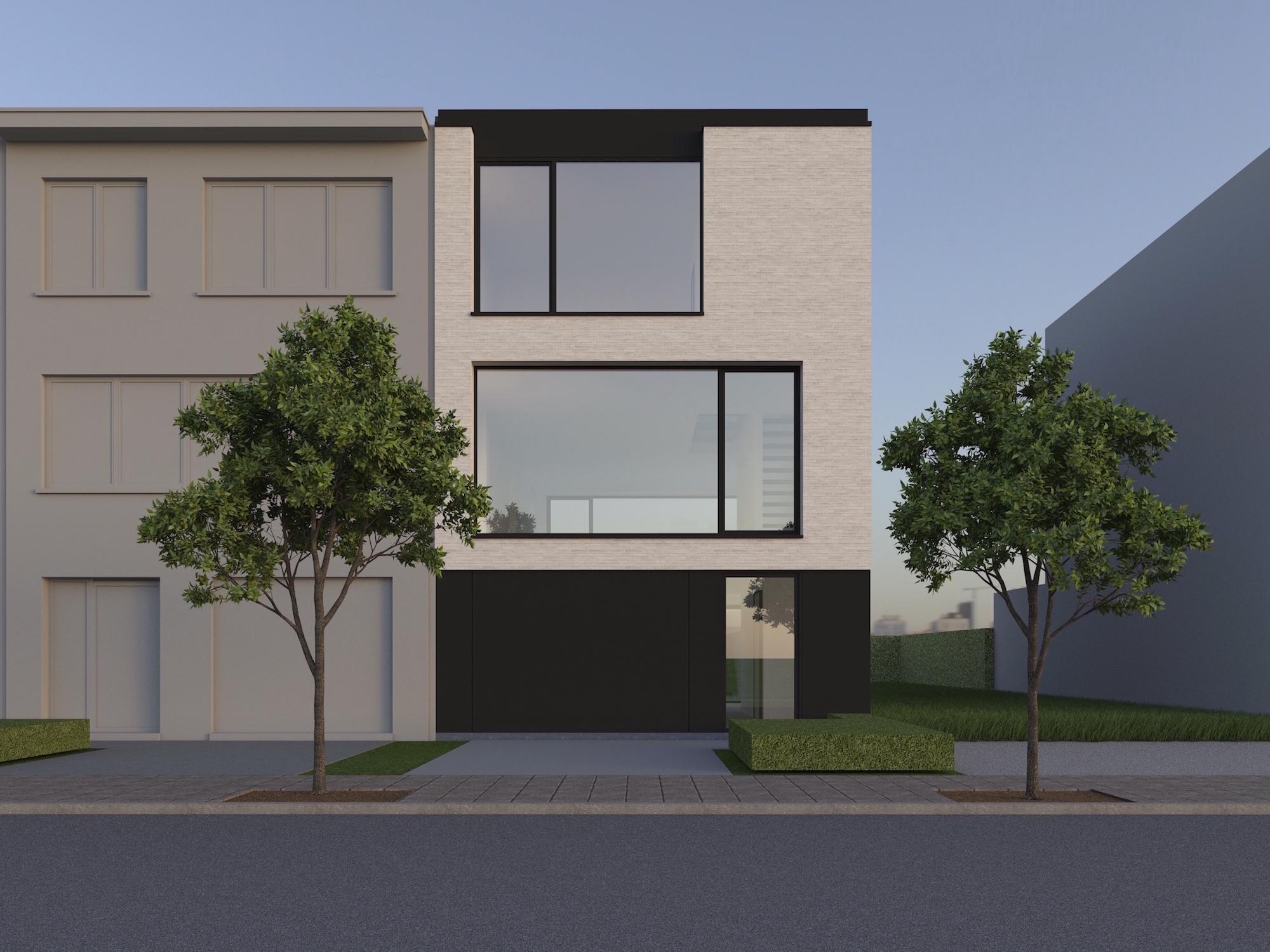 Project Kerkeland - Ketswoningbouw