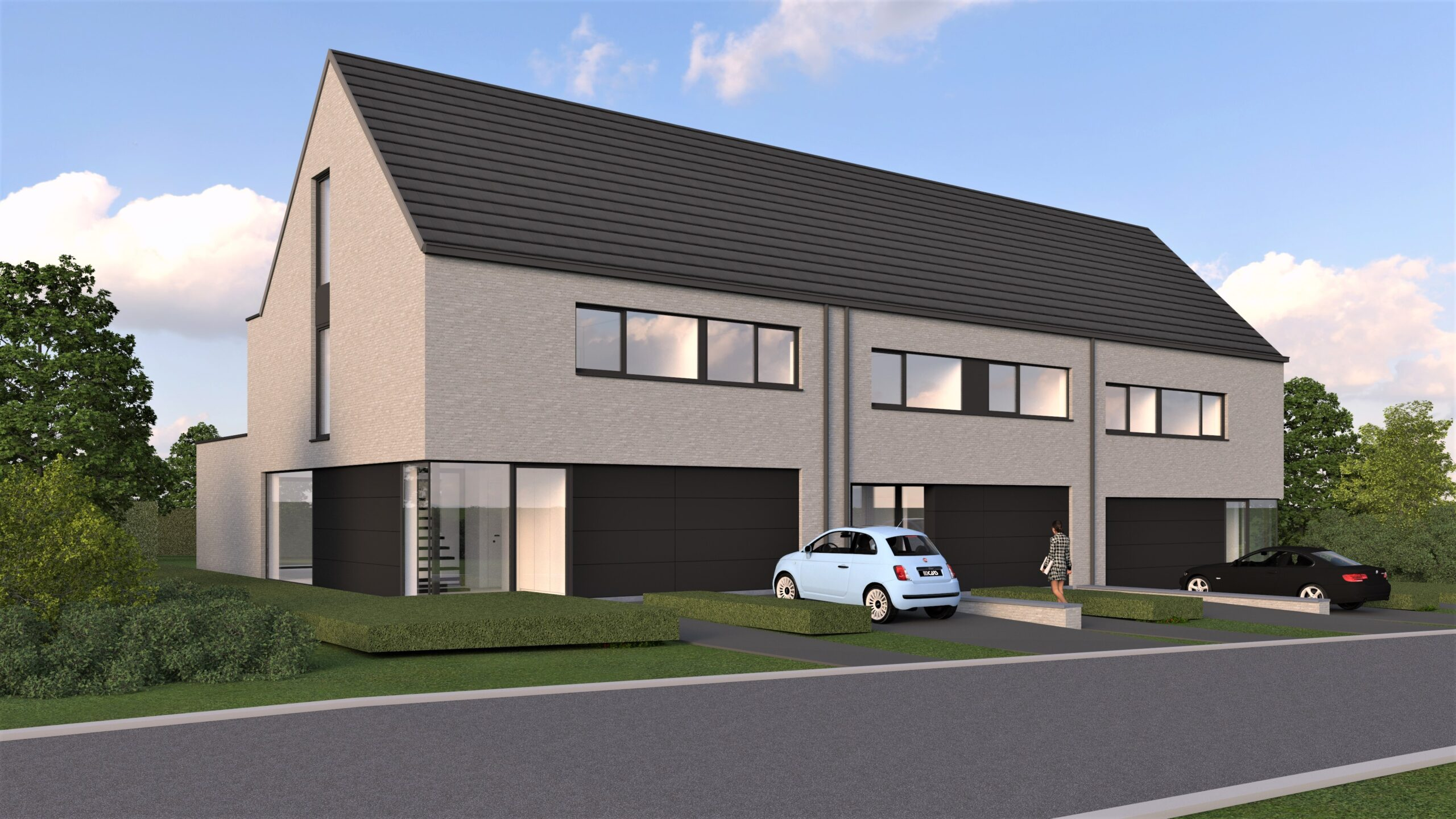 Project Elzenstraat - Ketswoningbouw